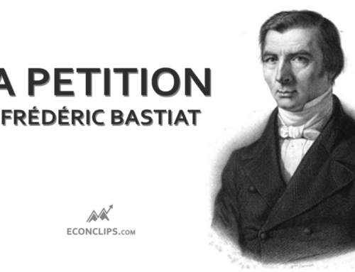 A Petition – Frédéric Bastiat | Candlestick makers' Petition
