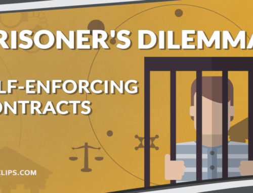 Prisoner's Dilemma and Self-enforcing Contracts