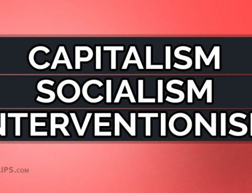 Capitalism, Socialism, Interventionism