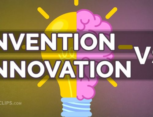 What's the difference between invention and innovation?