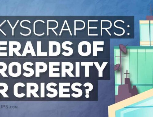 Skyscrapers: heralds of prosperity or crises?