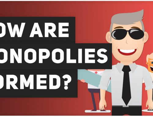 How are monopolies formed?